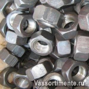 Гайка М72 ст 20хн3а ГОСТ 10605-94