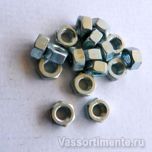 Гайка М110 ст 20 ГОСТ 10605-94