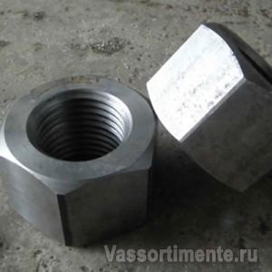 Гайка М125 ст 20хн3а ГОСТ 10605-94