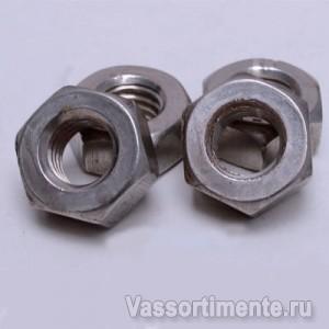 Гайка М125 ст 40х ГОСТ 10605-94