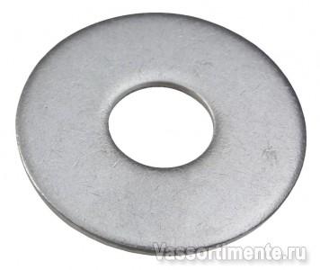 Шайба нержавеющая 6,4 мм А4 DIN 125