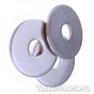 Шайба нержавеющая 13 мм А4 DIN 433