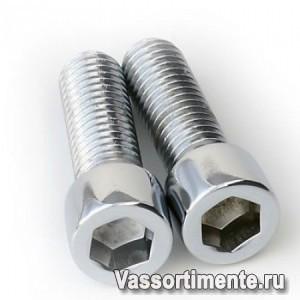 Винт нержавеющий М8х30 мм А4 DIN 912