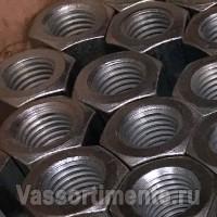 Гайка М140 ст 12х18н9т ГОСТ 10605-94