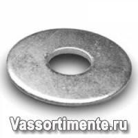 Шайба нержавеющая 20 мм А4 DIN 9021