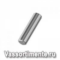 Шпилька нержавеющая М30 сталь А2 L= 1 м DIN 975
