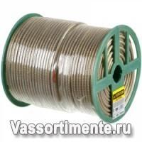 Трос 4/5 мм в ПВХ оплетке DIN 3055